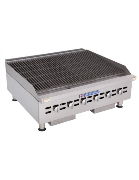 Radiant Charbroilers