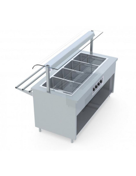 Stainless Steel Self Service Line Equipment