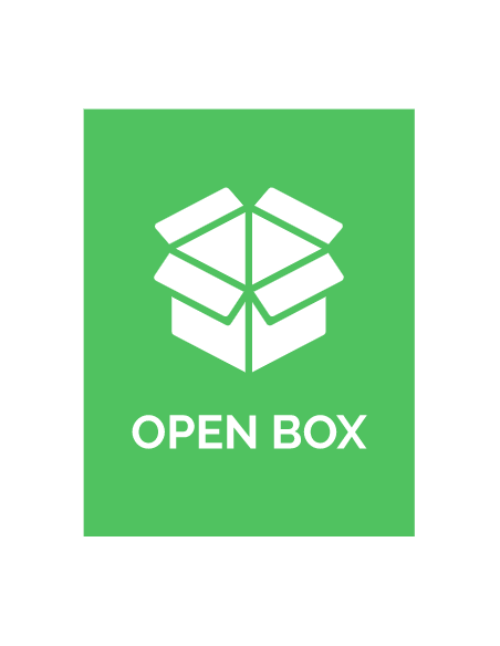 Open Box Equipment