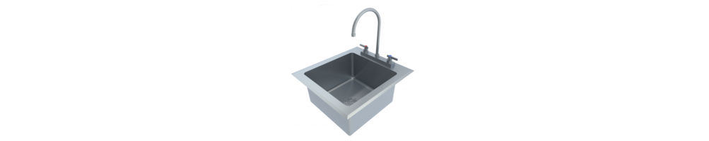 Buy Drop In, Weld In, and Undermount Sinks in Saudi Arabia, Bahrain, Kuwait,Oman