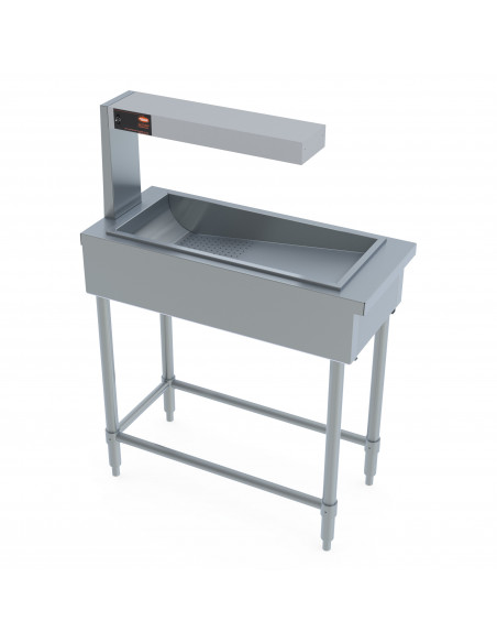 Stainless Steel Dump Station