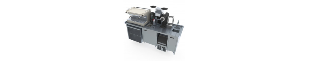 Buy Barista Station in Saudi Arabia, Bahrain, Kuwait,Oman