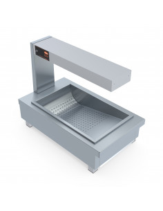 Miran SS Dump Station Counter Top