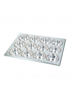 Alegacy ALUMINUM MUFFIN/CUP CAKE PAN
