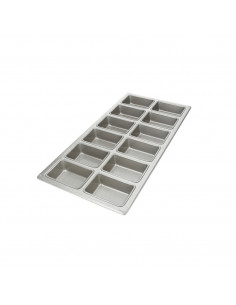 Alegacy MINI LOAF PAN 12 insets