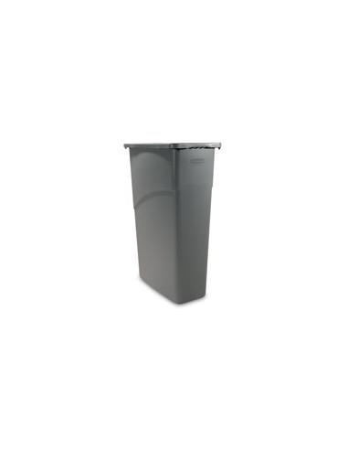 حاوية FG354000GRAY سِلِم جِيم باللون الرمادي من ربرميد