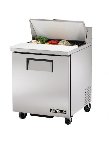 True TSSU-27-8  One Door Sandwich  Salad Prep Refrigerator