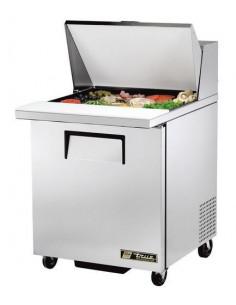 True TSSU-27-12M-B  One Door  Sandwich Salad Prep Refrigerator