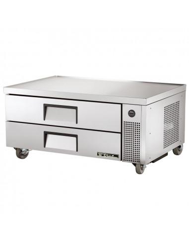 True TRCB-52 132cm 2Drawers Refrigerated Chef Base