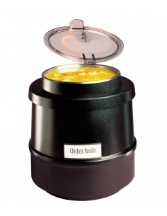 Tomlinson 12 qt Countertop Soup Warmer