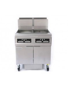 Frymaster FMJ250 Gas Fryer With Filtration and Digital