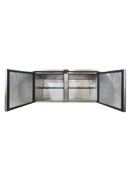 True TUC-60 Two Doors Undercounter Refrigerator