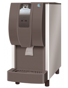 موزعة ثلج وماء بسعة إنتاج 125 كغ (DCM-120KE G60) من هوشيزاكي