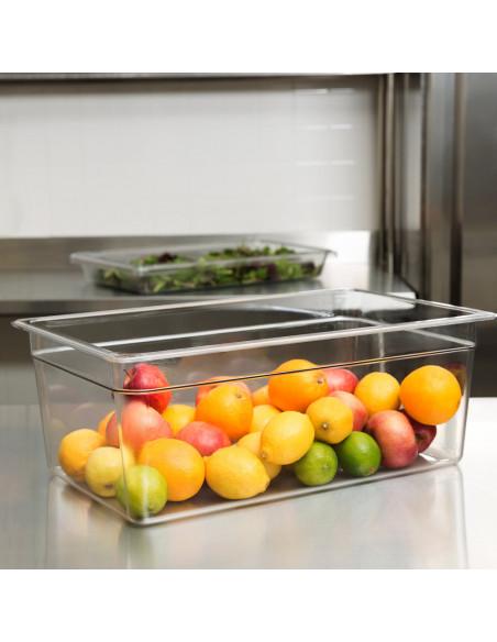 وعاء طعام شفاف 18CW135 كام وير بمقاس كبير من كامبرو