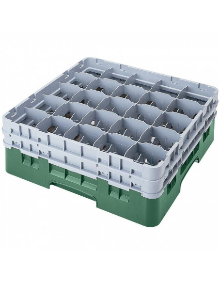 Cambro Camrack 25 Compartment Glass Rack