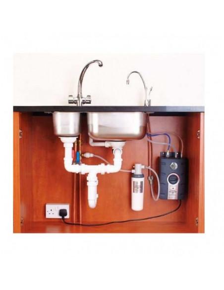 مجموعة التركيب المتكاملة لخزان ومرشح الماء الساخن (HWTF-1) من