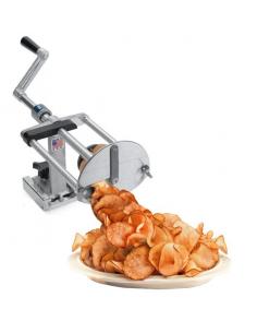 نيمكو 550550AN-R - قطَّاعة البطاطس إلى رقائق حلزونية مستوية