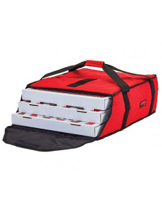 Cambro Standard RED Pizza Delivery Bags