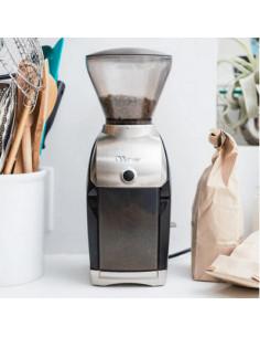 طاحنة القهوة فرتوزو بشفرة مخروطية (BZ-VTZO) من باراتزا