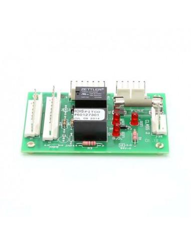 PITCO 60127301 CONTROL RELAY BOARD 24V CLASS 2
