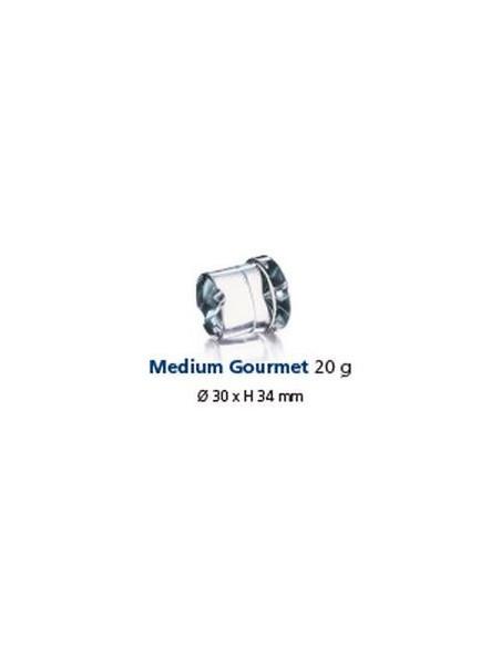 صانعة مكعبات الثلج بحاوية بسعة إنتاجية 32 كجم (ECM56 AS) من