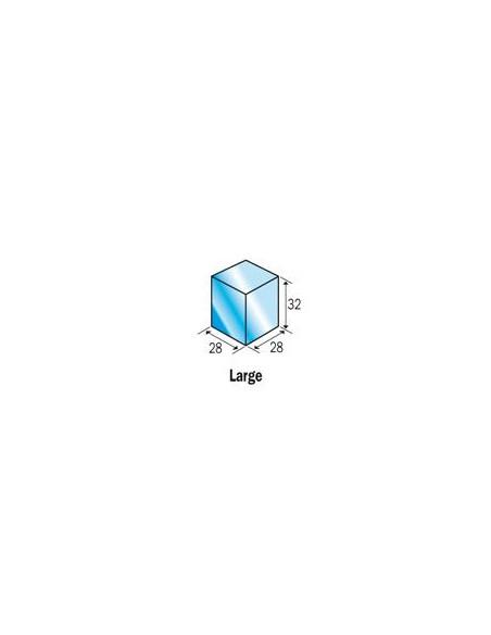 صانعة مكعبات الثلج مع حاوية تخزين بسعة 95 كجم (IM-100NE G60) من