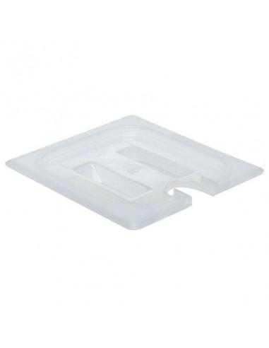 غطاء وعاء كامبر الشفاف و بفتحة