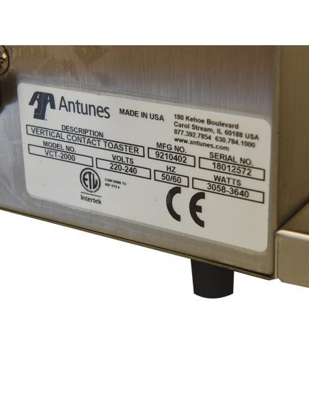 حماصة راوند أب العمودية (VCT-2000) من آنتونز