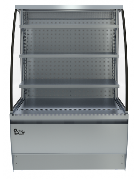 Brodan SOUDA-GNG-900-SS Grab and Go Stainless Steel