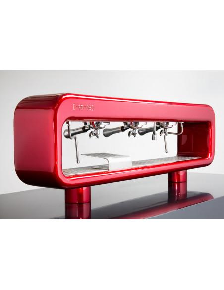 آلة إسبريسو نكسس بثلاث مجموعات وبنظام القياس الحجمي من أريمدي