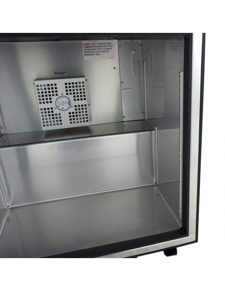 True TUC-27F-LP One Door Low Profile Undercounter Freezer