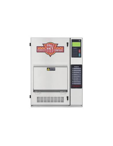 Perfect Fry DSE570 Semi-Automatic Ventless Countertop Deep Fryer