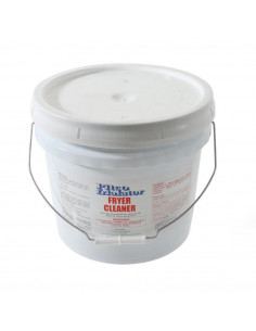 Pitco P6071397 Fryer Cleaner, 25 Lb Bucket