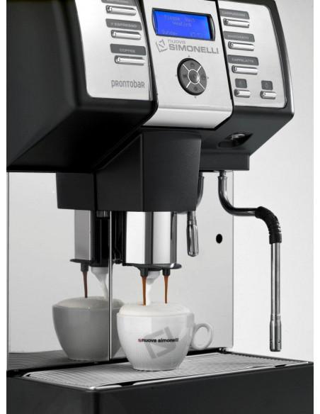 نوفا سيمونيلي - آلة الإسبريسو برونتوبار بأوتوماتيكية عالية