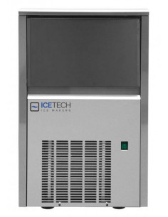IceTech SS 45 Self Contained Ice Machine 42 kg