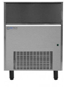IceTech SS 135 Self Contained Ice Cube Machine 135 KG