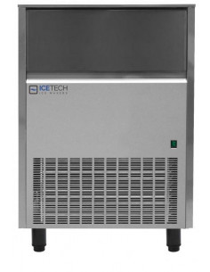 IceTech SS 80 Self Contained Ice Cube Machine 80 KG