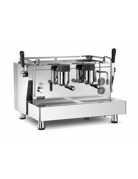 RE Doppia 2 Group Volumetric Espresso Machine