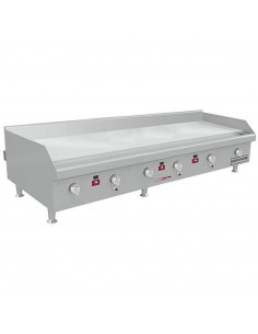 Southbend HDG-72 Heavy Duty Thermostatic Gas Countertop Griddle