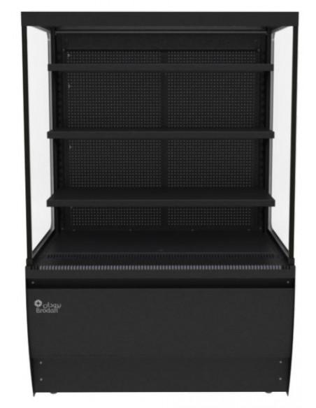 Brodan SOUDA-SGNG-900-BLK Square Grab and Go Black Refrigerated