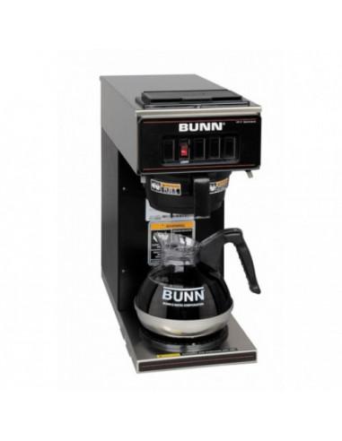 (VP17A-1) محضرة القهوة بسخان واحد