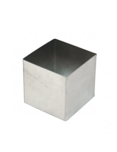 قالب للمعجنات فولاذي بشكل مربع