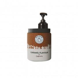 كريمة بنكهة الكراميل من مجموعة كويلا® من ميك 3