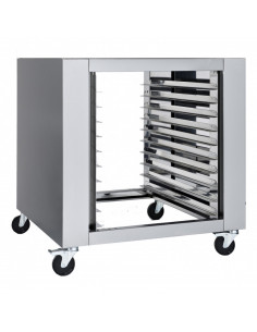 Salva KXS-10/10 Oven Support With Pan Holder