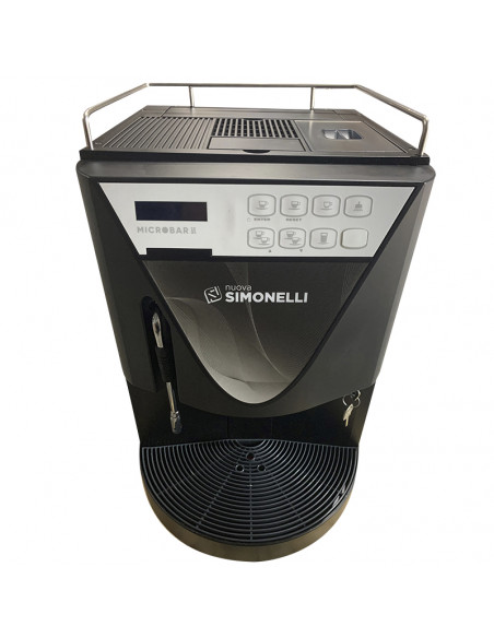 [Used] Nuova Simonelli MicroBar II Superautomatic Commercial Espresso Machine, Refurbished, 12 Months Warranty