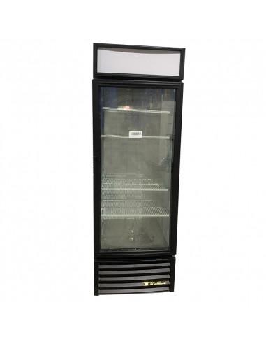 [Outlet] True GDM-23 White Glass Door Refrigerated Merchandiser