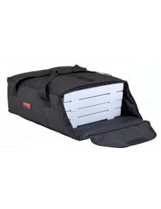 Cambro Premium Delivery Pizza Bag For 3/4 Pizza Boxes