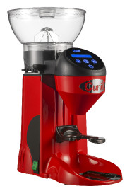 CUNILL TRANQUILO TRON Automatic On Demand Coffee Grinder - Red
