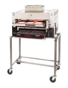 Nieco JF143-2E Burger Bun Toaster
