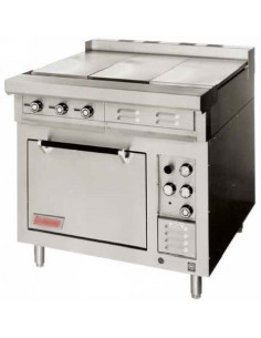 """Lang R36S-ATD 36"""" Griddle Electric Range With Oven"""